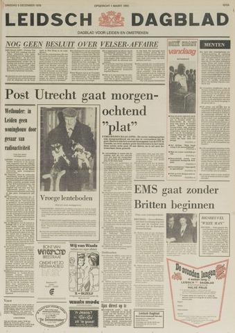 Leidsch Dagblad 1978-12-05