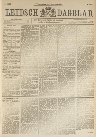Leidsch Dagblad 1893-12-27