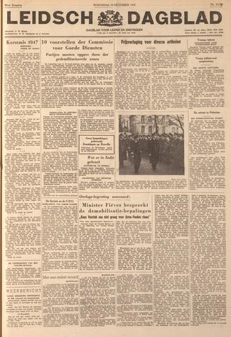 Leidsch Dagblad 1947-12-24