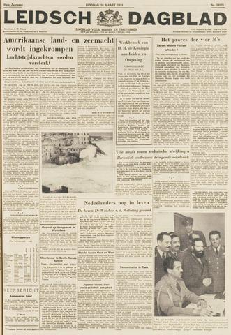 Leidsch Dagblad 1954-03-16