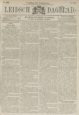 Leidsch Dagblad 1892-08-19