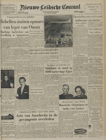 Nieuwe Leidsche Courant 1957-08-10