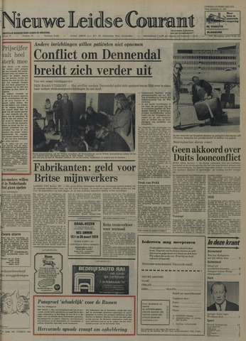 Nieuwe Leidsche Courant 1974-02-12