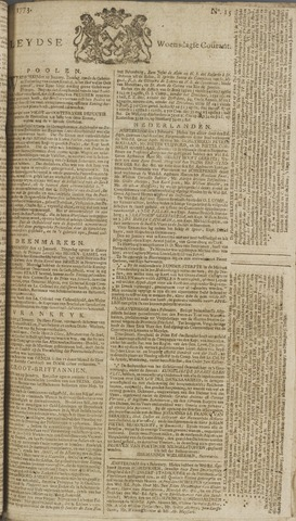 Leydse Courant 1773-02-03