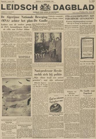 Leidsch Dagblad 1959-11-13