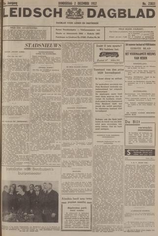 Leidsch Dagblad 1937-12-02
