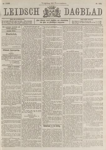 Leidsch Dagblad 1915-11-12