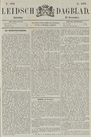 Leidsch Dagblad 1873-11-29
