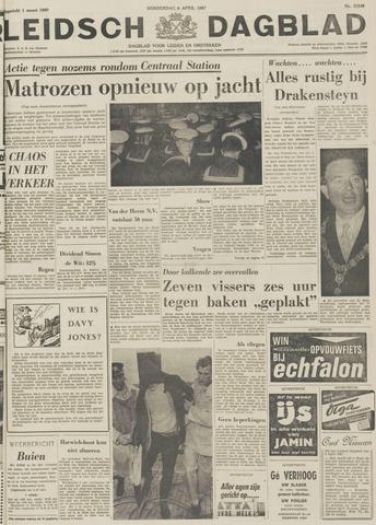Leidsch Dagblad 1967-04-06