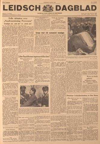 Leidsch Dagblad 1947-06-06