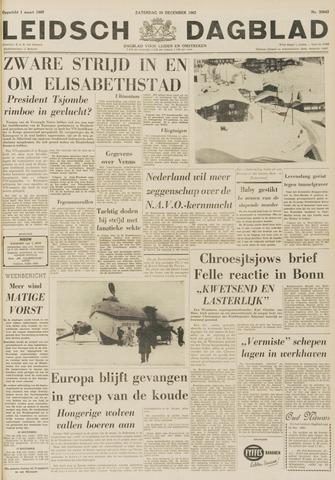 Leidsch Dagblad 1962-12-29