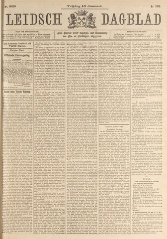 Leidsch Dagblad 1915-01-15