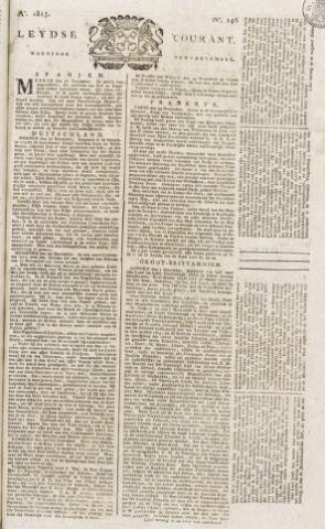 Leydse Courant 1815-12-06