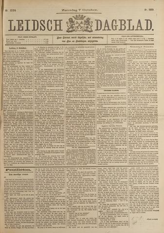 Leidsch Dagblad 1899-10-07