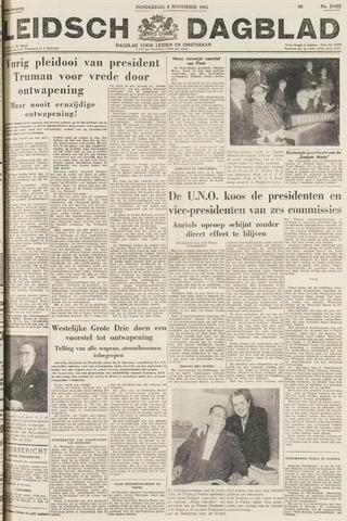Leidsch Dagblad 1951-11-08