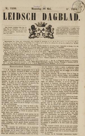 Leidsch Dagblad 1864-05-17