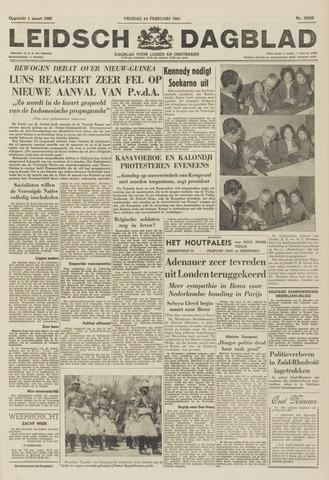 Leidsch Dagblad 1961-02-24