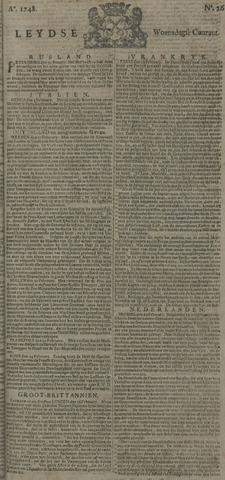 Leydse Courant 1748-02-28