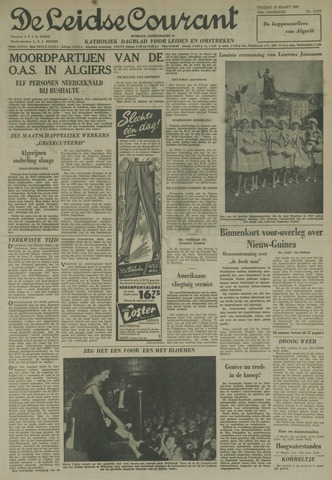 Leidse Courant 1962-03-16