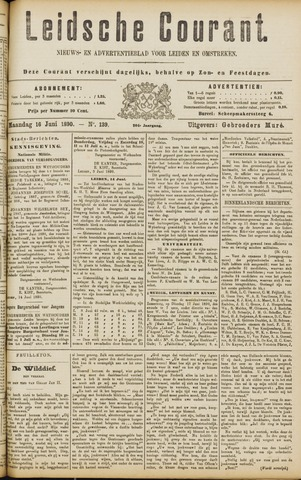 Leydse Courant 1890-06-16