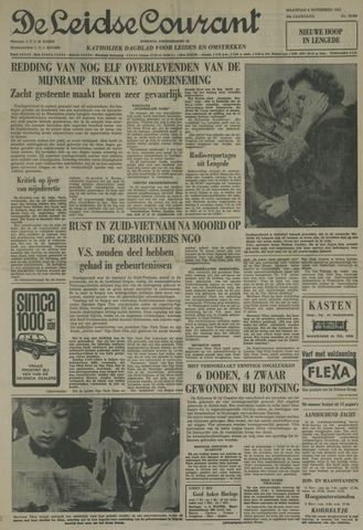 Leidse Courant 1963-11-04