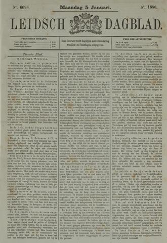 Leidsch Dagblad 1880-01-05