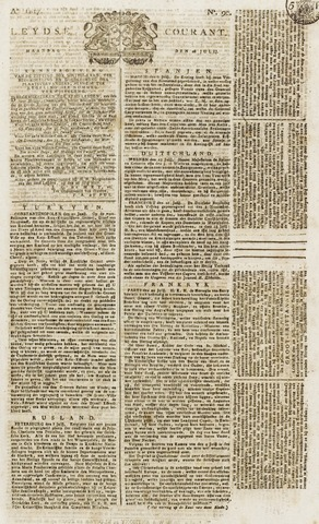 Leydse Courant 1817-07-28