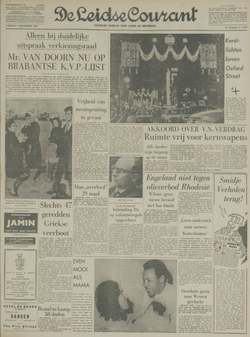 Leidse Courant 1966-12-09