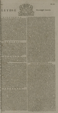 Leydse Courant 1725-11-26