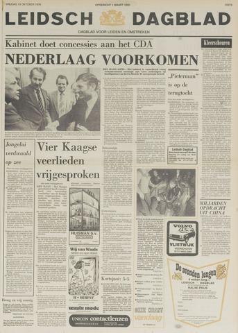 Leidsch Dagblad 1978-10-13