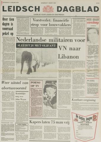 Leidsch Dagblad 1979-01-13