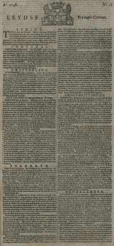 Leydse Courant 1748-01-26