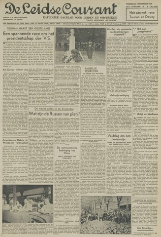 Leidse Courant 1948-11-03