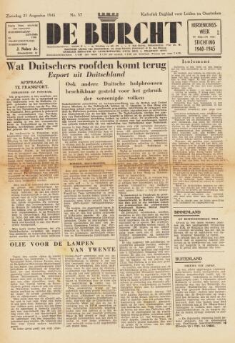 De Burcht 1945-08-25