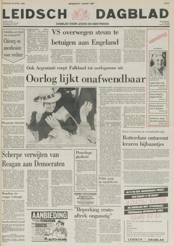 Leidsch Dagblad 1982-04-30