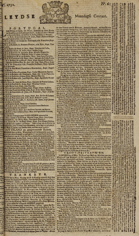 Leydse Courant 1752-05-22