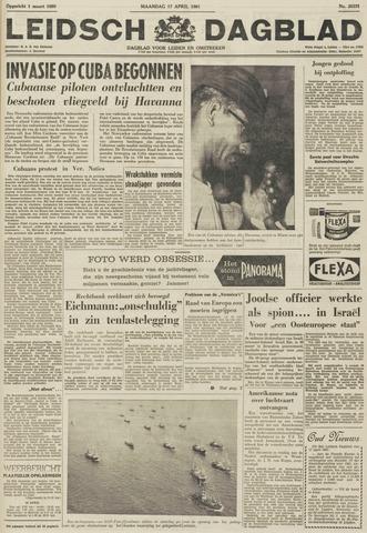 Leidsch Dagblad 1961-04-17