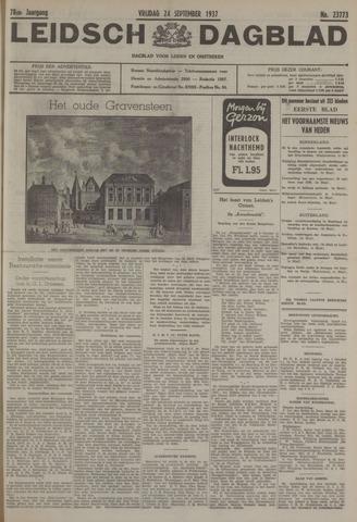 Leidsch Dagblad 1937-09-24