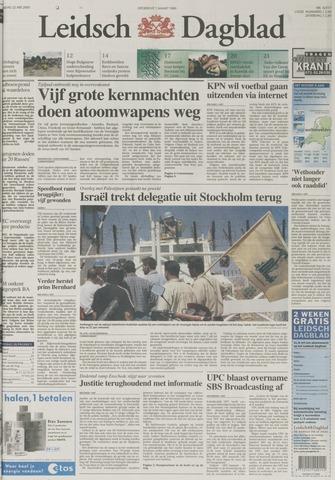 Leidsch Dagblad 2000-05-22