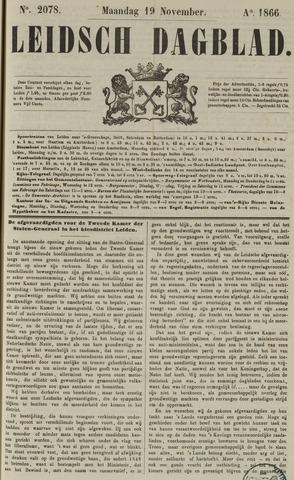 Leidsch Dagblad 1866-11-19