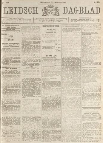 Leidsch Dagblad 1915-08-16