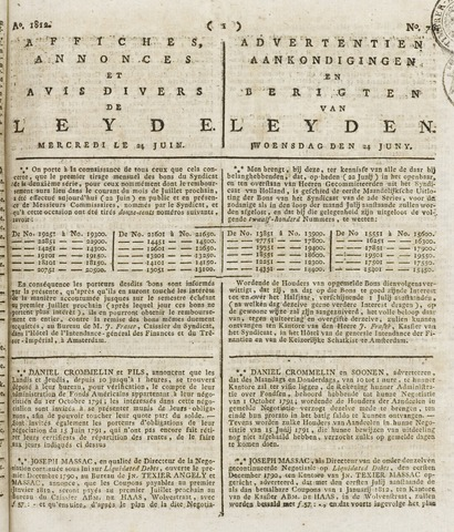Leydse Courant 1812-06-24