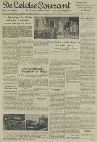 Leidse Courant 1950-05-02