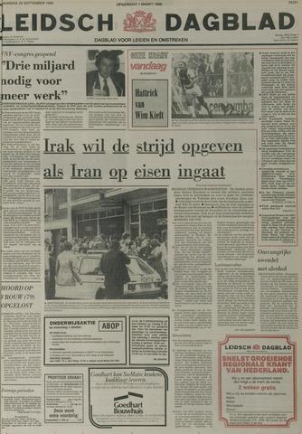 Leidsch Dagblad 1980-09-29