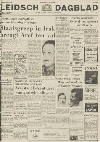 Leidsch Dagblad 1968-07-17