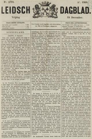 Leidsch Dagblad 1868-12-18