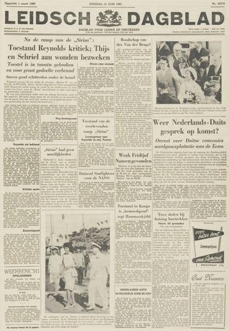 Leidsch Dagblad 1961-06-13