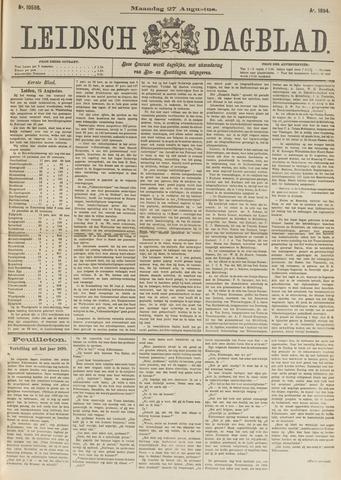 Leidsch Dagblad 1894-08-27