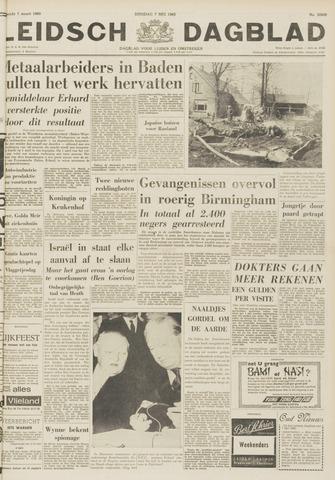Leidsch Dagblad 1963-05-07