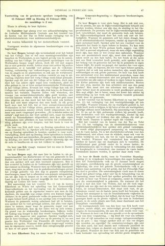 Handelingen van de Raad 1938-02-15